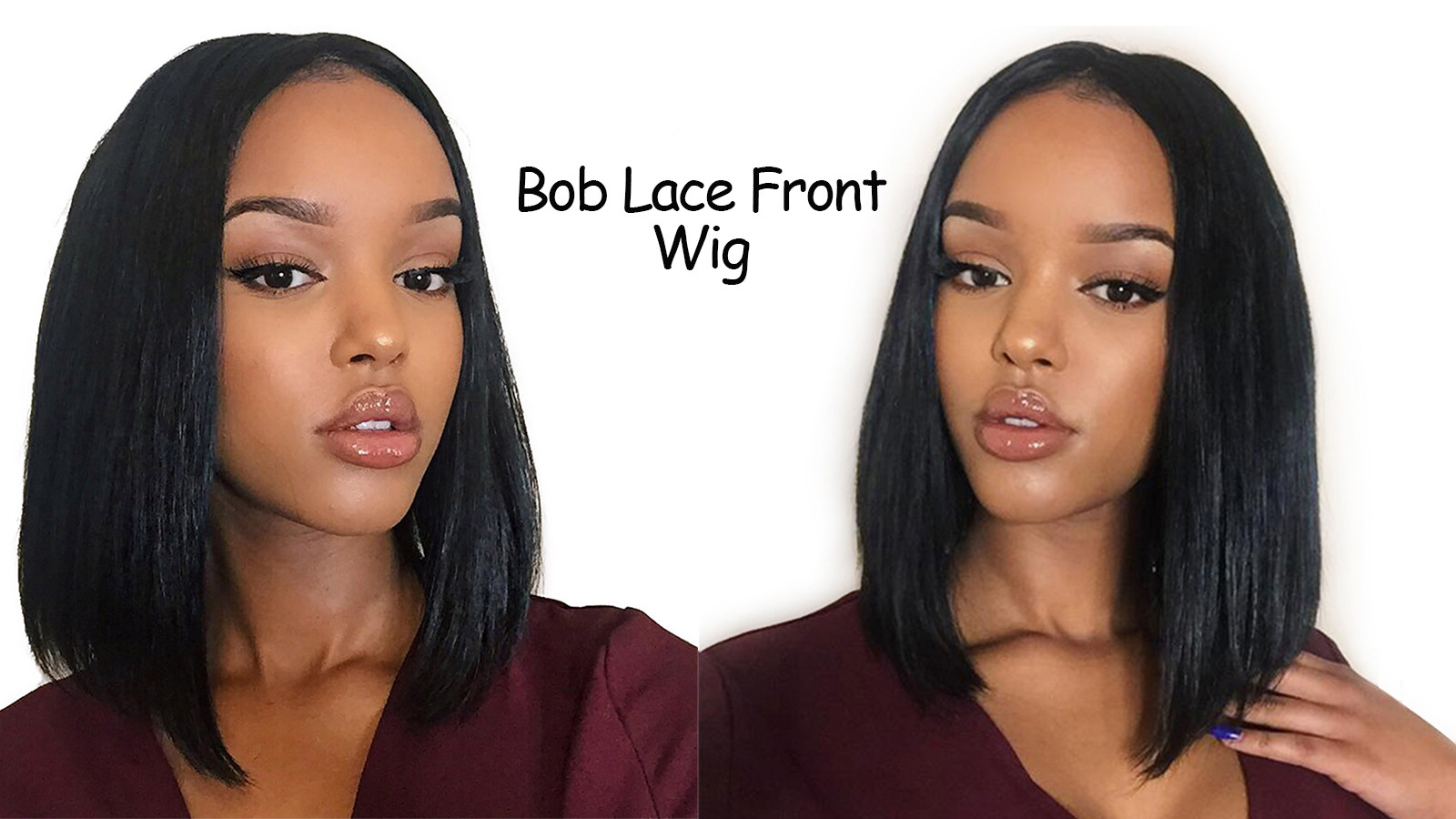 SUMMER CLASSIC HAIRSTYLE - BOB LACE WIGS