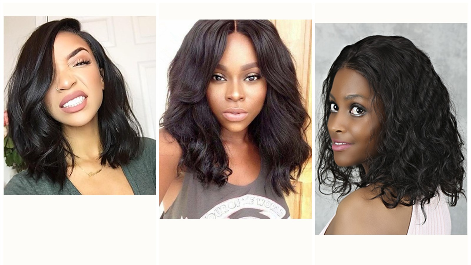 How to choose your body wave bob wig?